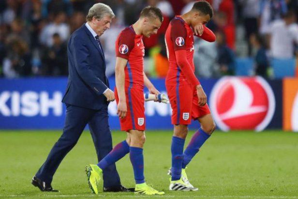Tung cả Vardy và Sturridge ra sân từ đầu, nhưng ĐT Anh vẫn bất lực trong khâu ghi bàn (ảnh: The Mirror)